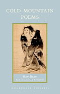 Cold Mountain Poems: Zen Poems of Han Shan, Shih Te, and Wang Fan-Chih (Shambhala Library) Cover