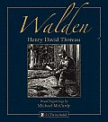 Walden: Or, Life in the Woods: Selections from the American Classic [With 2 CDs]