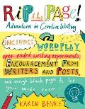 Rip the Page Creative Writing Adventures for Kids