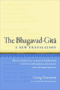 The Bhagavad-Gita: A New Translation Cover