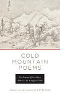 Cold Mountain Poems: Zen Poems of Han Shan, Shih Te, and Wang Fan-Chih Cover