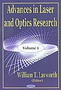 Advances in Laser and Optics Researchv. 1