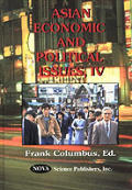 Asian Economic and Political Issuesv. 4