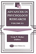 Advances in Psychology Researchvolume 11