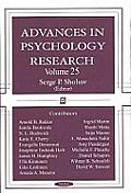 Advances in Psychology Researchvolume 25