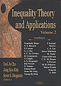 Inequality Theory and Applicationsvolume 2