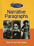 Narrative Paragraphs
