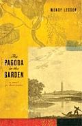 Pagoda In The Garden
