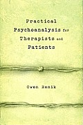 Practical Psychoanalysis Cover