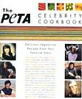 Peta Celebrity Cookbook