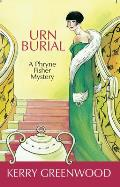 Urn Burial (Large Print) (Phryne Fisher Mysteries)