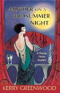 Murder on a Midsummer Night Cover