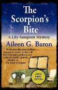Scorpion's Bite (Large Print) Cover