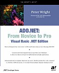 ADO.NET: From Novice to Pro, Visual Basic.Net Edition