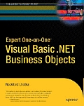 Expert One On One Visual Basic .Net Business Objects