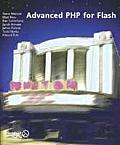 Advanced PHP for Flash Cover