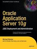 Oracle Application Server 10g Cover