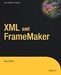 XML & FrameMaker