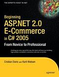 Beginning Asp. Net 2.0 E-commerce in C# (05 Edition) Cover