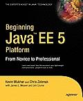 Beginning J2ee 5: From Novice to Professional (Novice to Professional) Cover