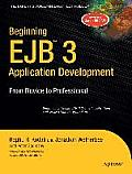 Beginning Ejb 3: From Novice to Professional (Beginning: From Novice to Professional) Cover