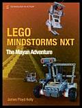 Lego Mindstorms NXT: The Mayan Adventure (Technology in Action) Cover