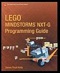 Lego Mindstorms NXT-G Programming Guide (07 Edition) Cover