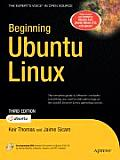 Beginning Ubuntu Linux: From Novice to Professional