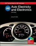 Auto Electricity and Electronics, A6 Cover