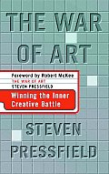War Of Art Winning The Inner Creative Battles