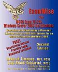 Examwise for MCP/MCSE Exam 70-292 Windows Server 2003 Certification: Managing and Maintaining a Microsoft Windows Server 2003 Environment for an McSa