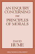 Enquiry Concerning Principles of Morals (04 Edition) Cover