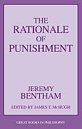 Rationale of Punishment (Great Books in Philosophy)
