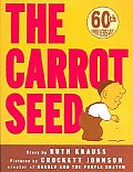 Carrot Seed, the with CD [With 4 Paperback Book]