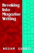 Breaking Into Magazine Writing