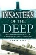 Disasters of the Deep: A Comprehensive Survey of Submarine Accidents and Disasters