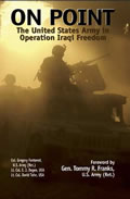 On Point The United States Army in Operation Iraqi Freedom