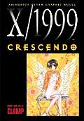 X/1999: Volume 8: Crescendo Cover