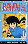 Ranma 1/2 11 2nd Edition