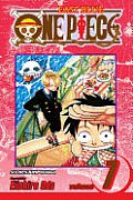 One Piece #07: The Crap-Geezer Cover