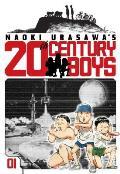 Naoki Urasawa's 20th Century Boys #01:The Prophet