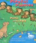 Playful Puppies: Picnic in the Park