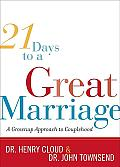 21 Days To A Great Marriage A Grownup