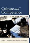 Culture & Competence Contexts of Life Success