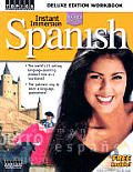 Instant Immersion Spanish Deluxe Workboo