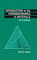 Introduction to the Thermodynamics of Materials 5th Edition