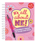 It's All about Me: Personality Quizzes for You and Your Friends [With Pens/Pencils and Note Pad]