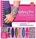 Safety Pin Bracelets Kit