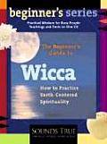 The Beginner's Guide to Wicca (Beginner's) Cover