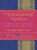 The Language of Yoga with CD (Audio) Cover